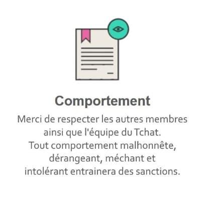 Règles du Tchat Gratuit de Rencontre-Vegan.eu